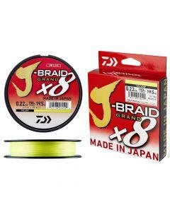 Daiwa J-Braid Grand x8 Fletline