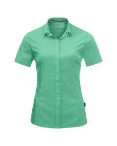 Jack Wolfskin JWP Shirt W - Dameskjorte m/korte ærmer (Jack Wolfskin)