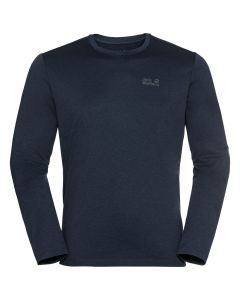 Jack Wolfskin Sky Thermal LS T-Shirt - Herre (Jack Wolfskin)