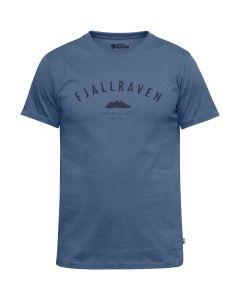 Blue Ridge Fjällräven Trekking Equipment T-Shirt - Herre (Fjällräven)