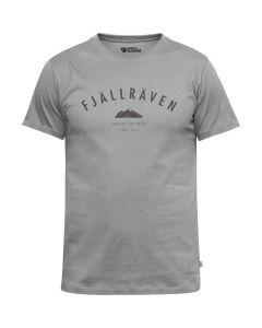 Shark Grey Fjällräven Trekking Equipment T-Shirt - Herre (Fjällräven)