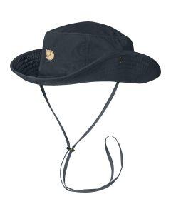 Dark Navy Fjällräven Abisko Summer Hat (Fjällräven)