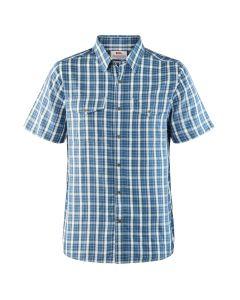 Fjällräven Abisko Cool Skjorte m/korte ærmer - Herre