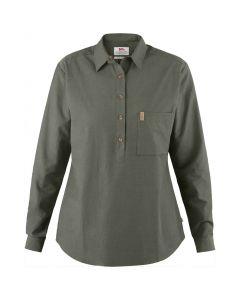 Fjällräven Kiruna Lite Shirt - Dameskjorte m/lange ærmer (Fjällräven)