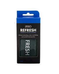2GO REFRESH - DUFTPOSER T/SKO - 2PAK (Gear)