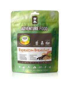 Adventure Food Expedition Breakfast - En Portion