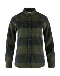 Fjällräven Canada Shirt W - Dameskjorte m/lange ærmer (Fjällräven)