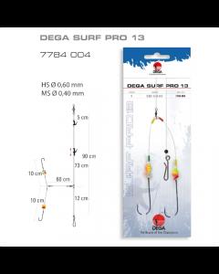 Jenzi Surfcasting-Rig DEGA-SURF Pro 13 Forfang