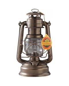 Feuerhand Hurricane Petroleum Lanterne Flagermuslygte - Bronze