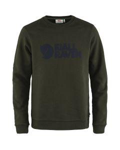 Fjällräven Logo Sweatshirt - Herre