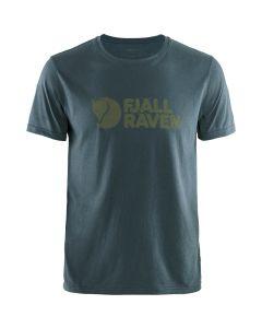 Fjällräven Logo T-Shirt - Herre (Fjällräven)