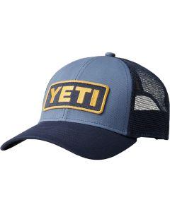 Yeti Logo Badge Trucker Kasket