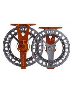 Waterworks-Lamson ULA Force SL Orange/Grey Fluehjul