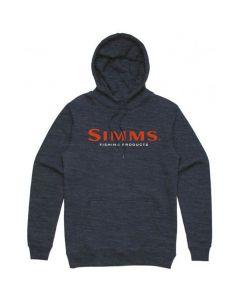 Simms Logo Hoody Hættetrøje - Herre (Simms)