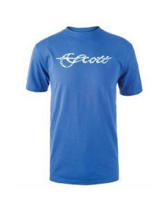 Scott T-shirt Royal Blue (Scott)
