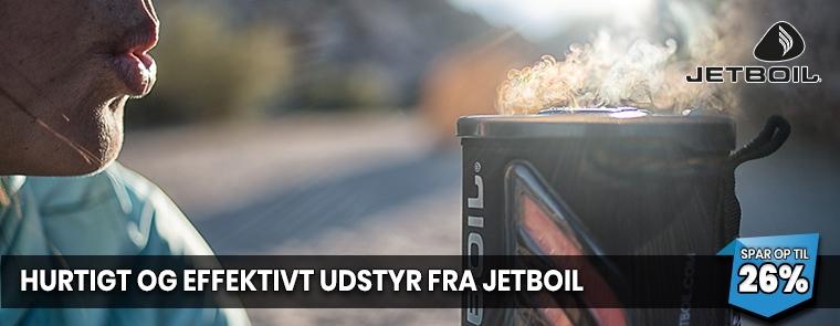 Jetboil - udstyr til udelivet hos Outdoorxperten.dk