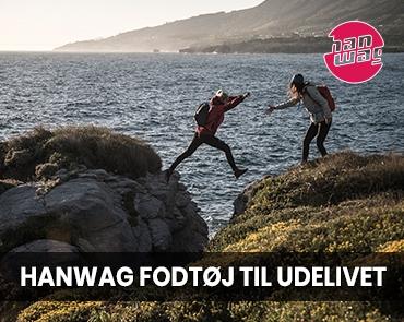 Hanwag fodtøj hos Outdoorxperten.dk