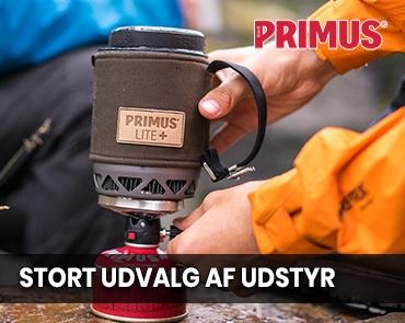 Primus udstyr hos Outdoorxperten.dk