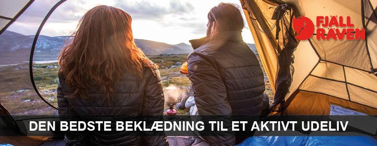 FjällRäven tøj & udstyr hos OUTDOORXPERTEN.dk