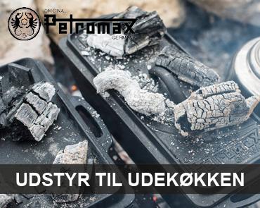 Petromax gryder, støbejern & tilbehør hos OUTDOORXPERTEN.dk